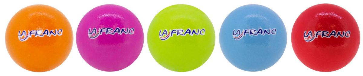 La Franc Zielkugeln