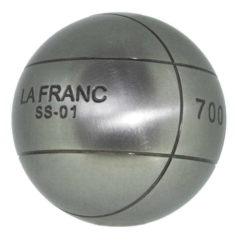 La Franc Stainless Boule Kugel